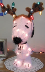 Snoppy Christmas